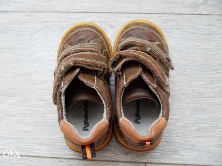 Кроссовки кожа 100% производитель канада, носил один ребёнок, состояние 4 из 5. . Лубны, Полтавская область. фото 6