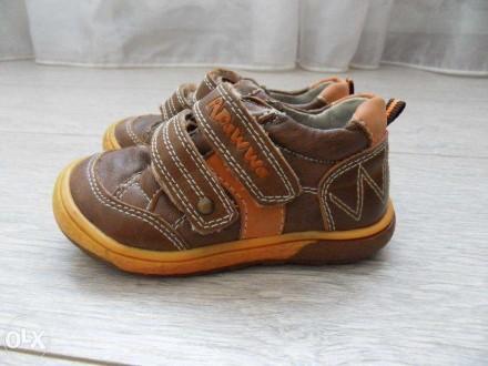 Кроссовки кожа 100% производитель канада, носил один ребёнок, состояние 4 из 5. . Лубны, Полтавская область. фото 4
