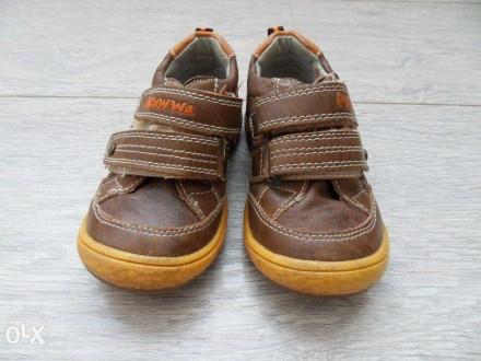 Кроссовки кожа 100% производитель канада, носил один ребёнок, состояние 4 из 5. . Лубны, Полтавская область. фото 2