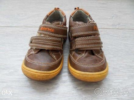 Кроссовки кожа 100% производитель канада, носил один ребёнок, состояние 4 из 5. . Лубны, Полтавская область. фото 1
