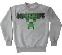 Джемпер реглан Майнкрафт Minecraft 128 134 140 146 152 158 164. Львів. фото 1