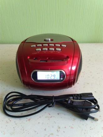 Цифровой радиоприемник GOLON RX-686Q позволит вам никогда не расставаться с музы. Чернигов, Черниговская область. фото 3