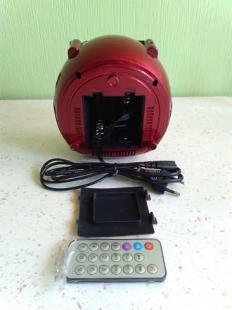 Цифровой радиоприемник GOLON RX-686Q позволит вам никогда не расставаться с музы. Чернигов, Черниговская область. фото 5