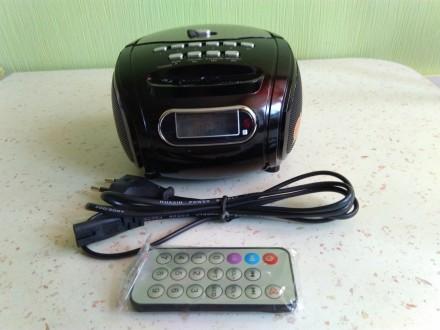 Цифровой радиоприемник GOLON RX-686Q позволит вам никогда не расставаться с музы. Чернигов, Черниговская область. фото 7