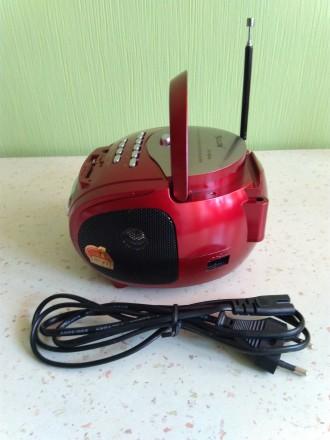 Цифровой радиоприемник GOLON RX-686Q позволит вам никогда не расставаться с музы. Чернигов, Черниговская область. фото 4
