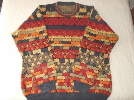 Большой мужской тёплый свитер XXL. Чернигов. фото 1
