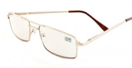 очки-«хамелеоны» с диоптриями. Кривой Рог. фото 1