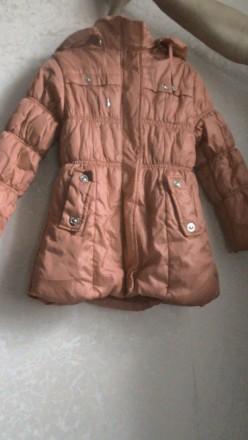 Продам пальто для девочки. Чернигов. фото 1