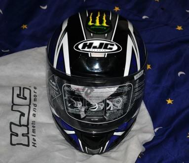 HJC Cs Lotus Helmet. Киев. фото 1