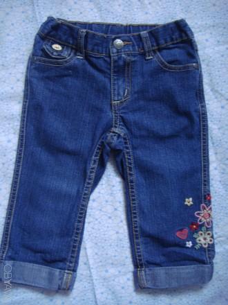 джинсовые шорты,капри, бриджи для девочки 2-3 лет Pumpkin Patch. Суми. фото 1