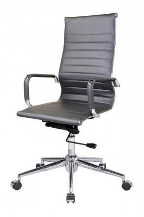 Офисное кресло Алабама Высокое Нью (Alabama Hight New) для руководителей офиса. Киев. фото 1
