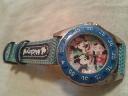 Часы детские Disney Mikki.. Київ. фото 1