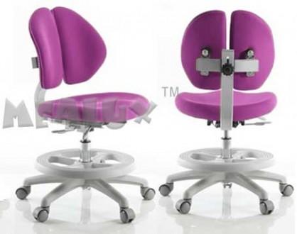 Правильный стул для школьника Mealux Duo Kid Y-616. Киев. фото 1
