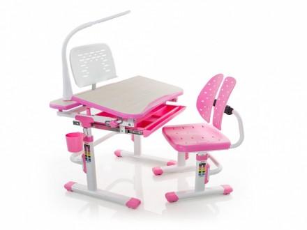 Ортопедический детский комплект парта и стул Mealux Evo-кids Evo- 05. Киев. фото 1