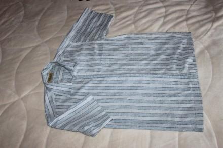 Шведка (рубашка) разм 50. Запорожье. фото 1