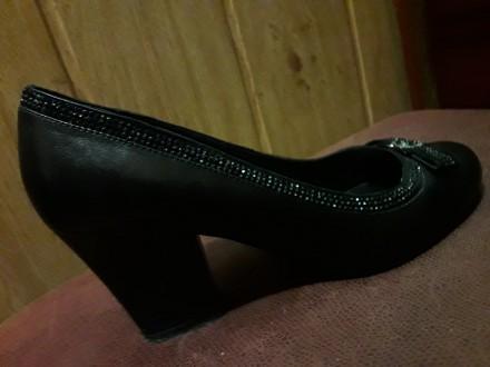 Продам туфли LONZA, 38 размер, б\у в очень хорошем состоянии. Материал - полнос. Днепр, Днепропетровская область. фото 2
