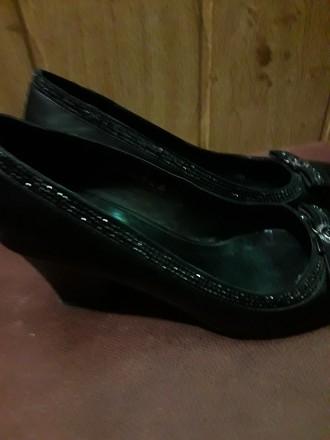 Продам туфли LONZA, 38 размер, б\у в очень хорошем состоянии. Материал - полнос. Днепр, Днепропетровская область. фото 6