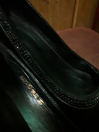 Продам туфли LONZA, 38 размер, б\у в очень хорошем состоянии. Материал - полнос. Днепр, Днепропетровская область. фото 4